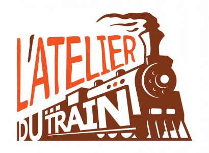 Logo L'Atelier Du Train