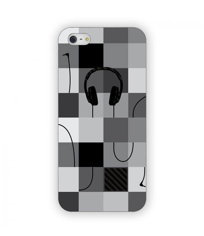 Graphisme design coque marque téléphone