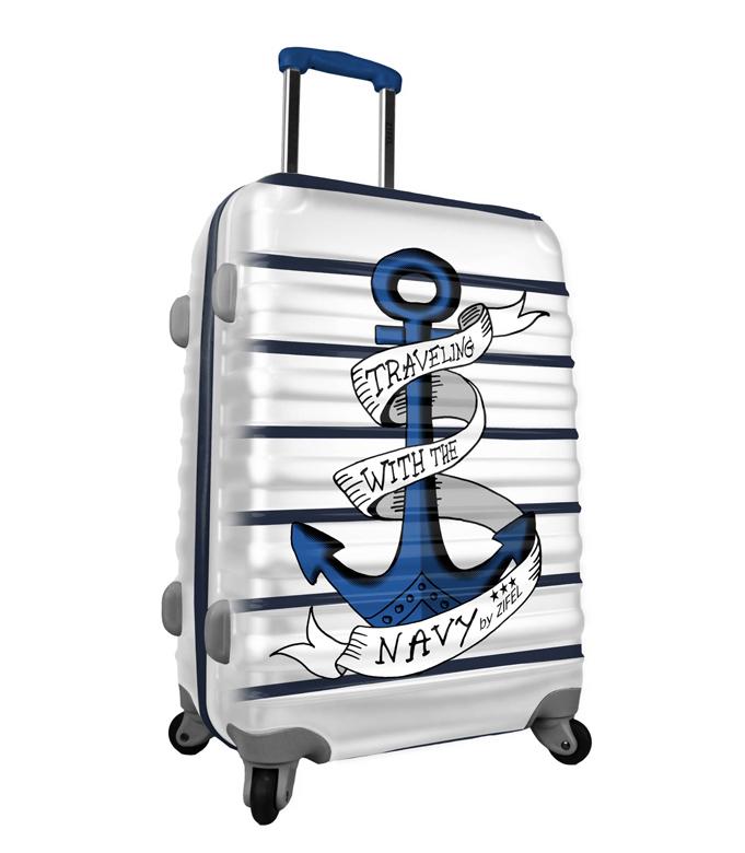 design valise graphisme marin pour marque - créateur orléans